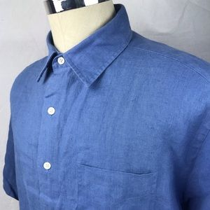 Men's Large Brooks Brothers Irish Linen shirt